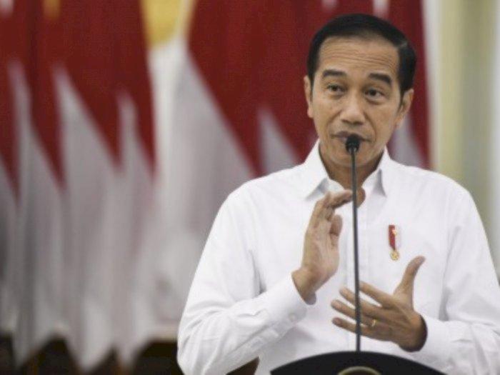 Jokowi Angkat Bicara soal Mundurnya Belva dan Andi Taufan
