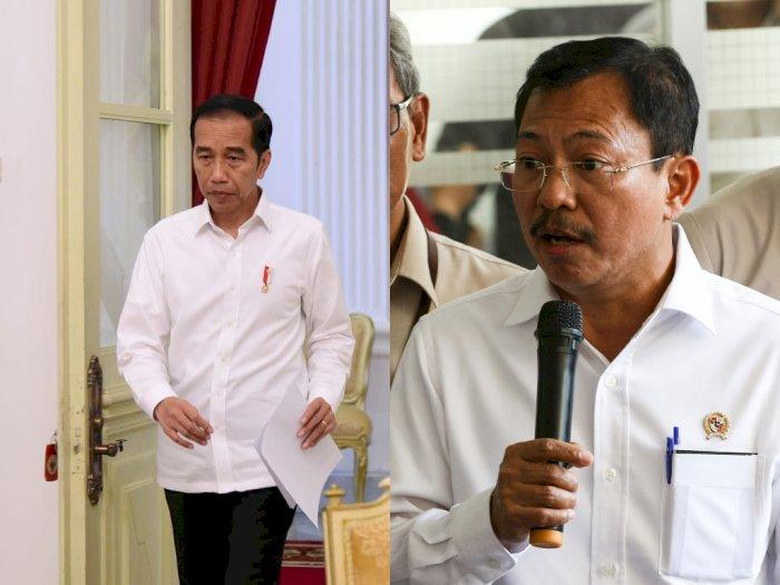 Ditanya Soal Kinerja Menkes Terawan, Jawaban Jokowi Diluar Dugaan