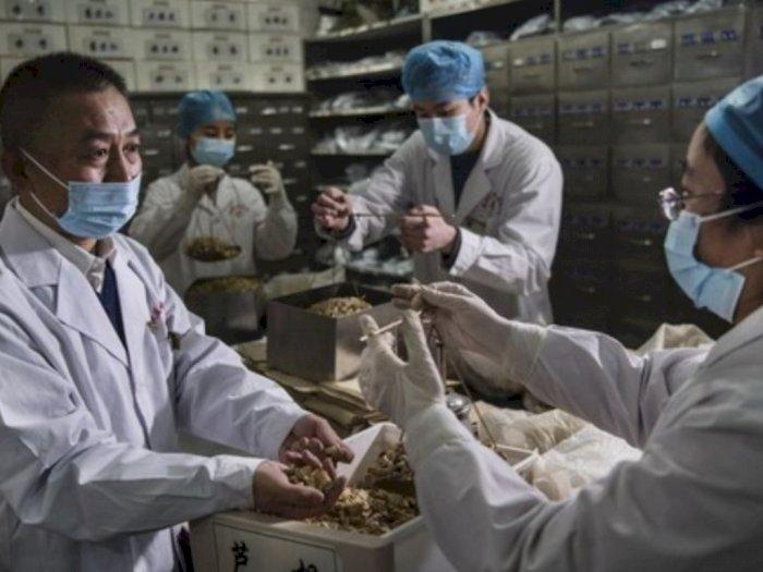 Ini Pengobatan Tradisional China yang Dianggap Efektif Obati Pasien Corona
