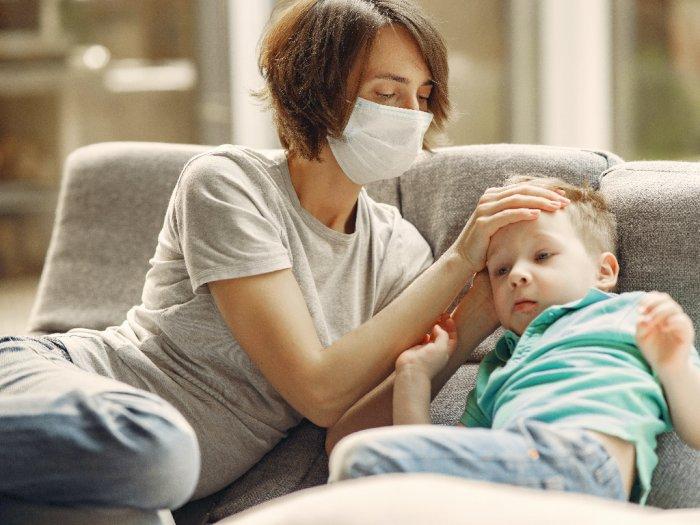 Mom Harus Tahu, Ini 3 Tips Agar Anak Tidak Rentan Terkena Batuk dan Pilek