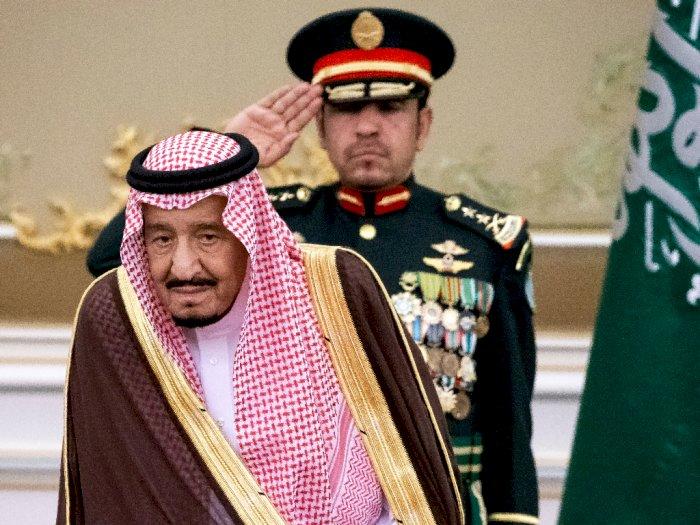 Raja Salman Sedih karena Tidak Ada Salat Berjamaah di Mesjid pada Ramadan Tahun Ini