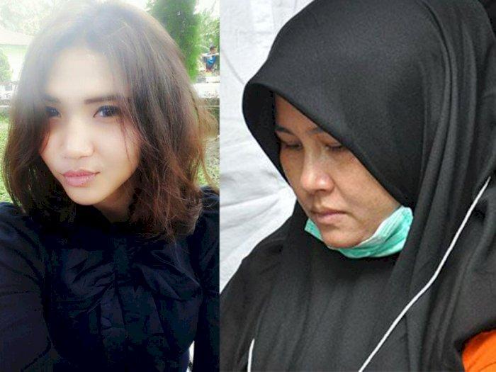 Cemburui Aspri yang Lebih Cantik, Jadi Alasan Zuraida Tega Habisi Nyawa Hakim PN Medan