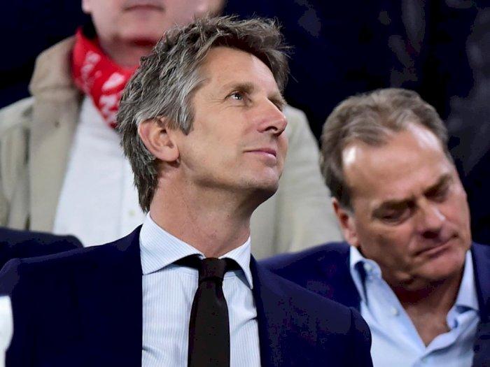 Van der Sar Ikhlas Ajax Tak Juara Eredivisie Musim Ini