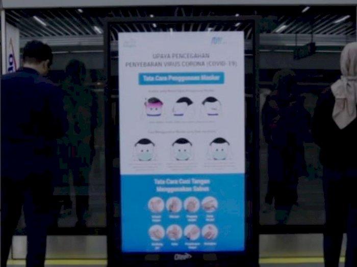 Terapkan Social Distancing, Beli Tiket MRT Kini Lewat Aplikasi