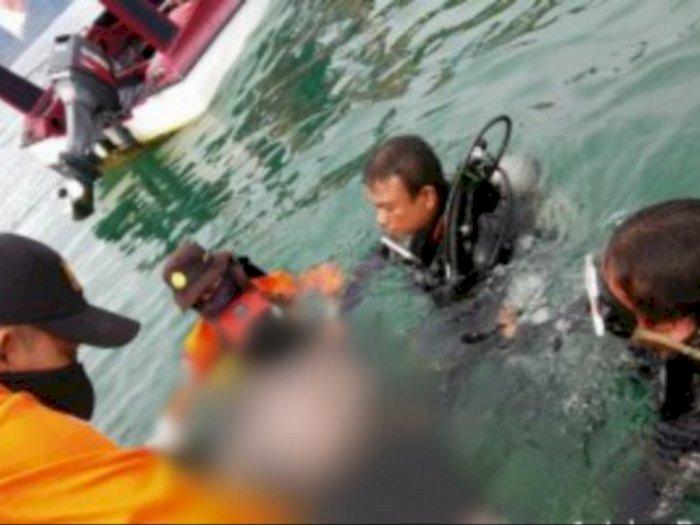 Penyelam Tim SAR Temukan Korban Tenggelam di Danau Toba di Kedalaman 8 Meter