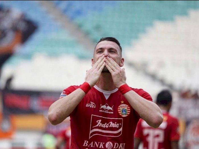 Marko Simic Sudah Kangen dengan Atmosfer Pertandingan