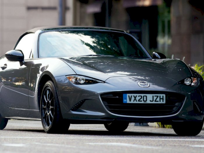 Mazda Merilis Produk Terbarunya, Mazda New MX-5 Edisi Khusus, Diproduksi 150 Unit