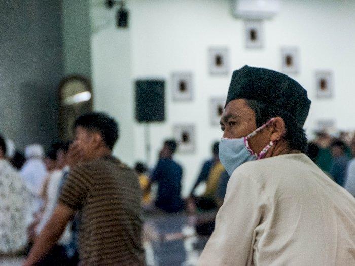40 Masjid Masih Salat Tarawih Berjamaah saat PSBB Jakarta, Ini Penjelasan Pemprov DKI