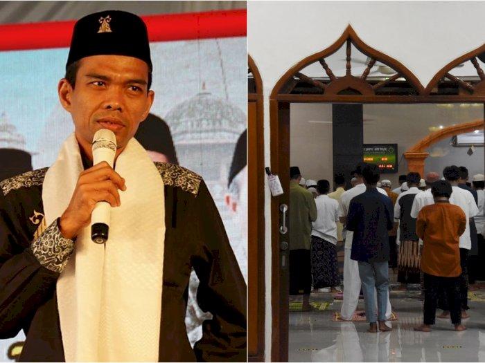 Masih Banyak Jemaah yang Laksanakan Salat di Masjid, Ini Kata UAS