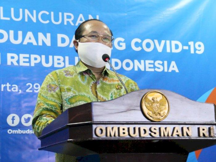 Ombudsman Buka Posko Pengaduan Covid-19 untuk Laporan Dugaan Maladministrasi