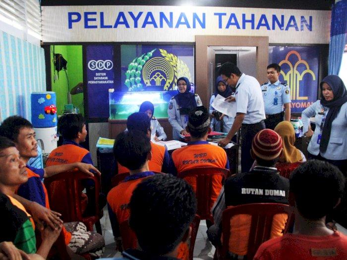Pengawasan Napi Asimilasi Dinilai Minim, Ombudsman RI Minta Bapas Ciptakan Inovasi