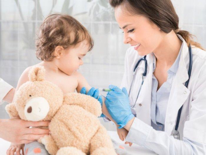 Dear Orang Tua, Jangan Tunda Vaksinasi Anak di Tengah Pandemi Corona