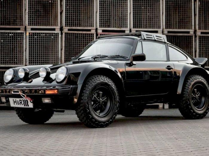 Yuk, Kenalan dengan Syberia RS, Porsche 911 Berkesan Gahar dengan Konsep ALTO