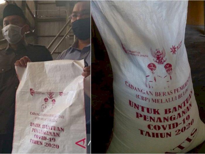 DPRD Sayangkan Foto Wajah Bupati dan Wabup Jember Terpampang di Karung Beras