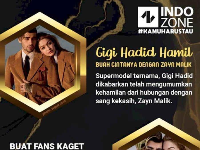 Gigi Hadid Hamil
