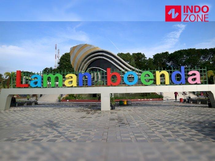 Laman Boenda, Tempat Wisata Wajib Dikunjungi di Tanjungpinang