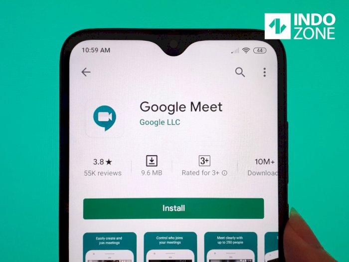 Mantap! Google Gratiskan Layanan Google Meet untuk Seluruh Pengguna