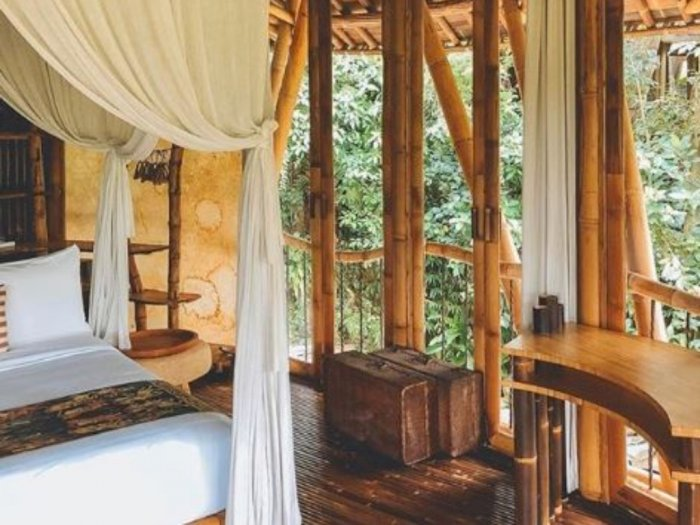 5 Hotel Unik di Indonesia Tawarkan Sensasi Menginap yang Menakjubkan