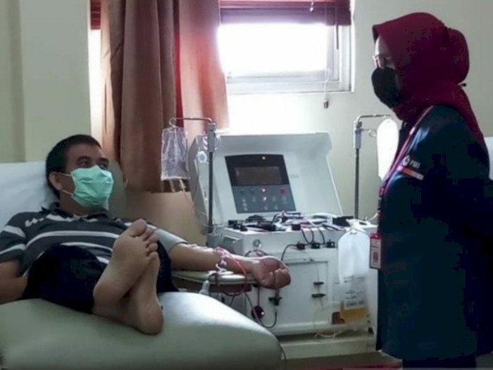 PMI DKI Siap Fasilitasi Pengambilan Plasma Darah Pasien Covid-19 yang Sembuh
