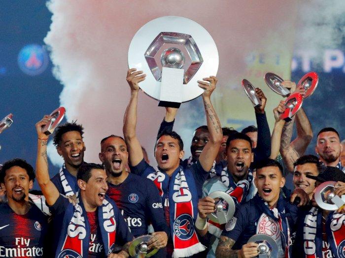 Kemungkinan Ligue 1 dan 2 Musim Depan Digelar Secara Tertutup