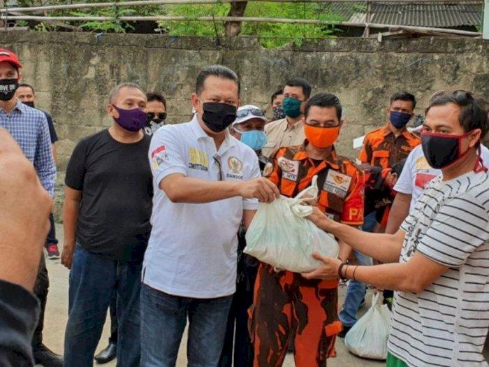 Bamsoet Himbau Kepala Daerah Harus Amankan Stok Kebutuhan Pokok Masyarakat