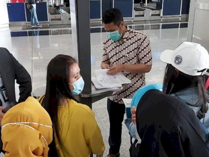 219 Pekerja Migran Indonesia Pulang dari Hong Kong