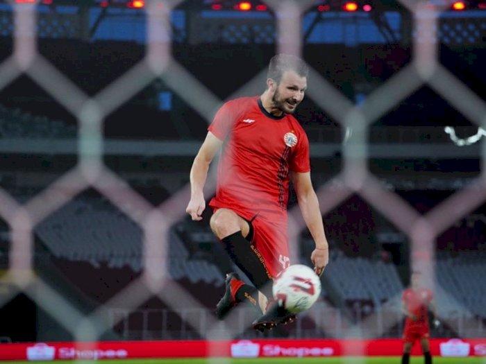 Marco Motta Kenang Gol yang Dicetaknya ke Gawang AC Milan