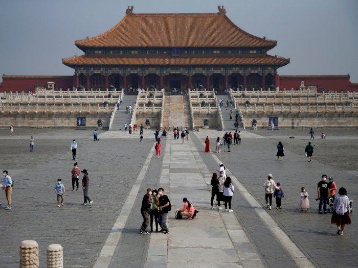 Kawasan Wisata 'Kota Terlarang' Beijing Kembali Dibuka