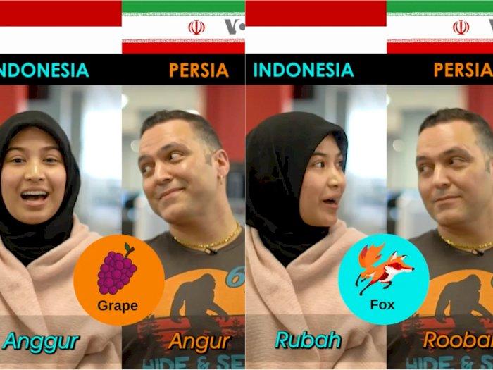 Wow! Bahasa Indonesia dan Persia Ternyata Mirip Banget
