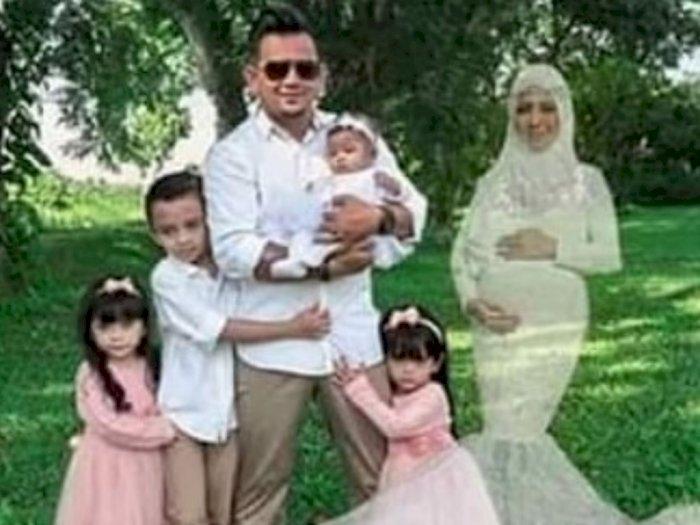 Pilu, Pria Ini Edit Foto Istrinya yang Telah Meninggal Agar Terkesan Masih Hidup