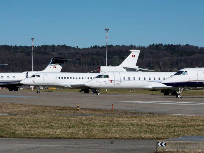 Operator Jet Pribadi Mulai Terapkan Tes COVID-19 Kepada Para Penumpangnya