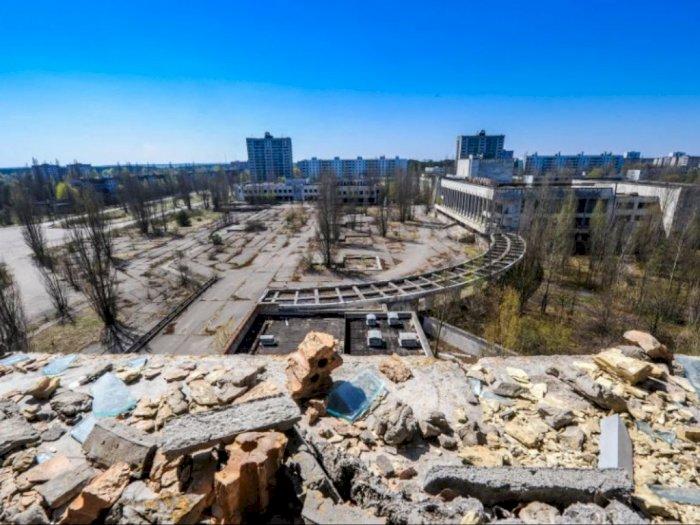 Chernobyl, Kota Paling Mengerikan Tempat Terjadinya Tragedi Nuklir