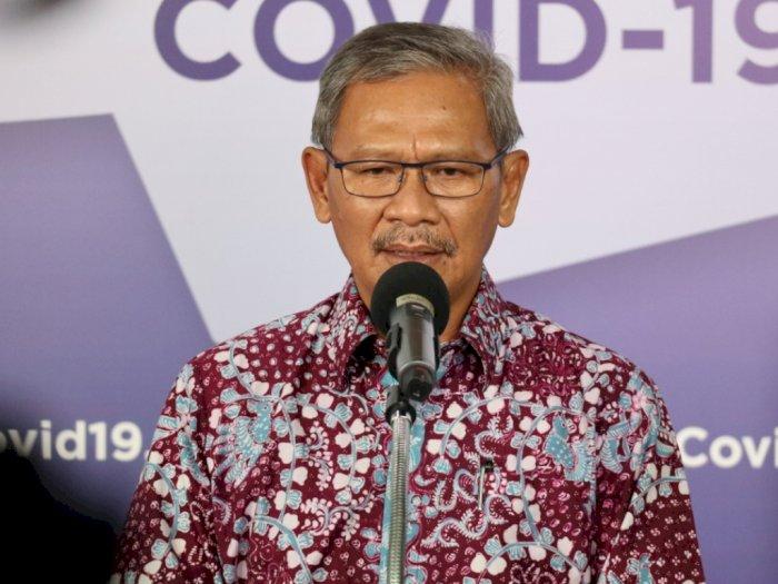 Jubir Pemerintah: Pasien Sembuh Covid-19 Paling Banyak di DKI Jakarta