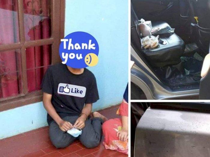Ini Dia Sopir Heroik yang Kejar Perampok Uang Rp80 Juta Viral di Depok