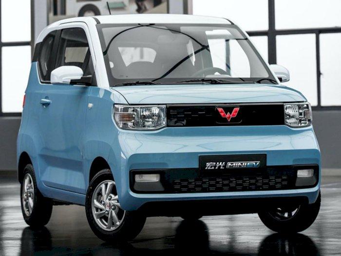 Resmi Meluncur, Mobil Listrik Mini Wuling Tampil dengan Desain Futuristik