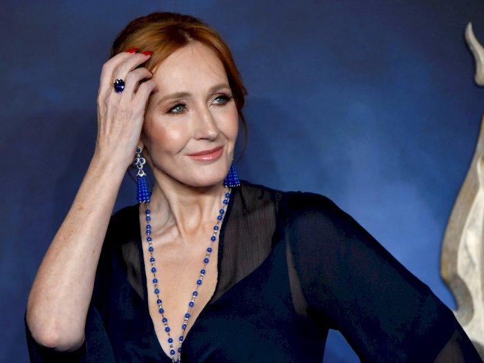 Dinyatakan Sembuh dari Covid-19, JK Rowling Donasikan Rp18 M Bagi Warga Miskin