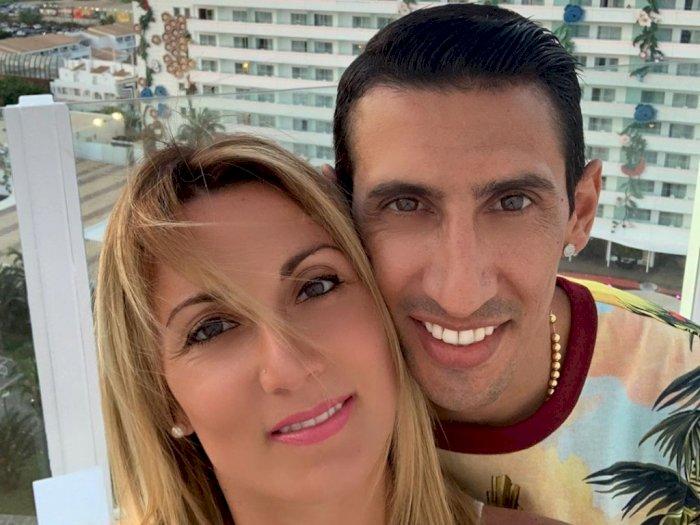 Istri Di Maria: Suamiku Pernah Dicap Mata Duitan Oleh Fans Real Madrid