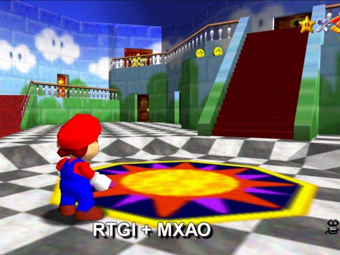 Port PC dari Super Mario 64 Kini Sudah Tersedia, Bisa Dukung Ray Tracing!