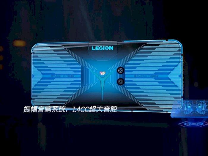 Penampakan Smartphone Gaming Lenovo Legion Telah Beredar di Internet!
