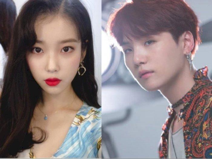 VIDEO: Kolaborasi Menawan IU Featuring Suga BTS dalam MV 'Eight'