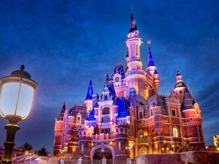 Pekan Ini, Disneyland Shanghai Kembali Dibuka