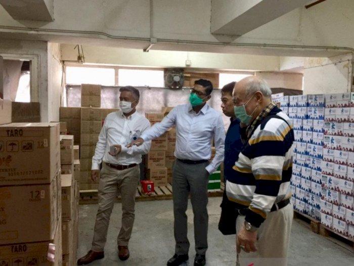 Meski di Tengah Pandemi, Penjualan Makanan-Minuman Indonesia di Hong Kong Stabil