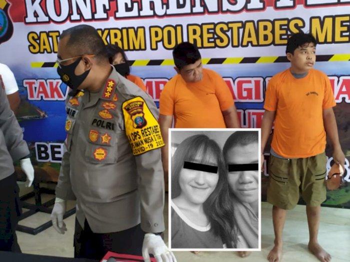 Akibat Kesalahan Kecil Ini Pelaku Gagal Buang Jasad Elvina, Padahal Sudah Pesan Taksi