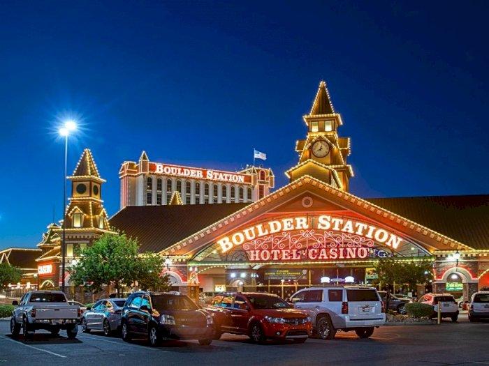 Rumah Judi Kasino di Las Vegas Beralih Fungsi Jadi Food Bank