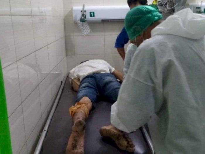 Baru Keluar Penjara, Pelaku Begal di Medan Kembali Beraksi Hingga Ditembak Polisi
