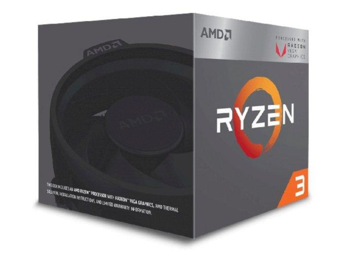 AMD Resmi Hadirkan Prosesor Ryzen 3 3100 dan Ryzen 3 3300X ke Indonesia