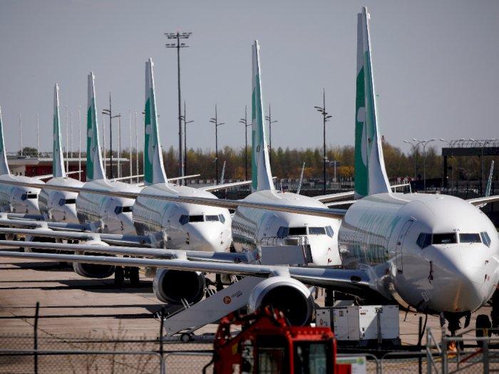 Di Masa Depan, Harga Tiket Pesawat Bisa Naik Sampai 50%