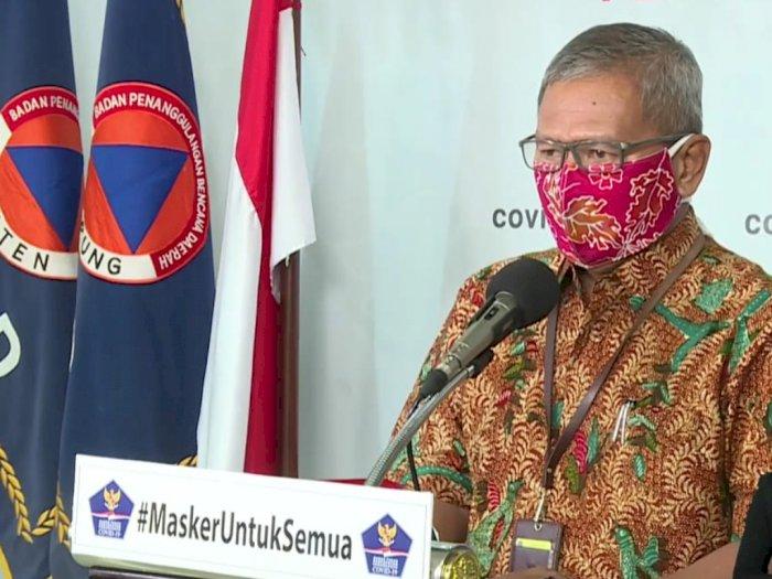 Gonta-Ganti Masker Tiap Hari, Jubir Covid-19 Achmad Yurianto: Ini Jahitan Istri