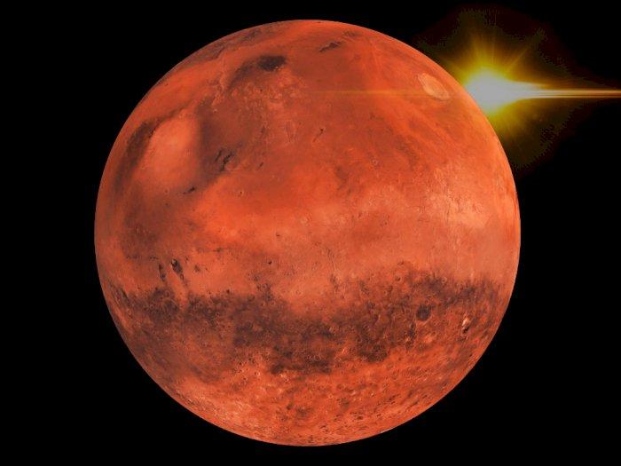 Ternyata Dulu Mars Memiliki Sungai, Bukti Adanya Kehidupan?