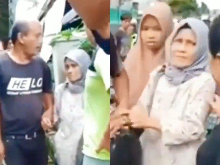 Pilu, Nenek Ini Dipukul Warga Karena Ketahuan Mencuri Makanan